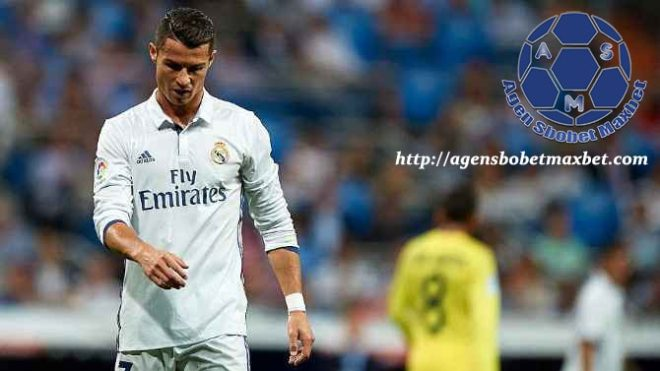 Real Madrid gagal