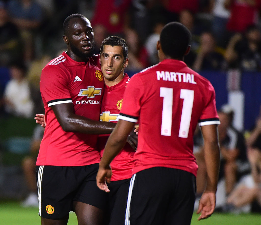 Manchester United vs Los Angeles Galaxy - Agen Sbobet Maxbet