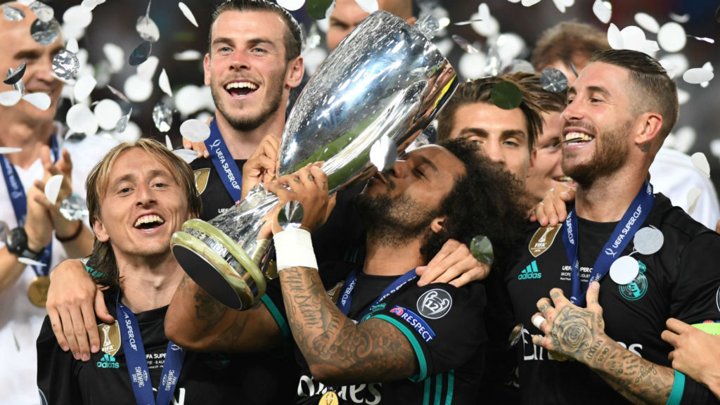 luka-modric-marcelo-sergio-ramos-gareth-bale-real-manchester-united-uefa-supercup-agen-sbobet-maxbet