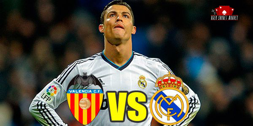 Valencia vs Real Madrid: Skor 1-4
